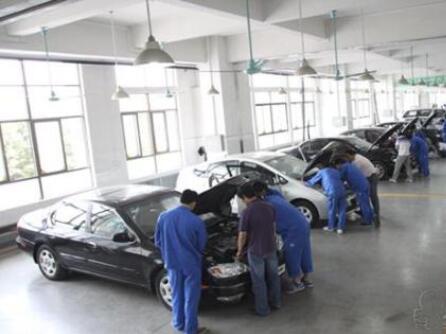 豪威贸易汽车厂